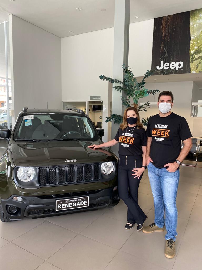 """Com ofertas imbatíveis, Newsedan Jeep pretende fazer ótimos negócios no """"Renegade Week"""""""