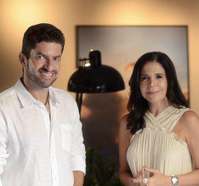 Lenita e Paulo Benevides promovem show itinerante como parte da campanha de Dia das Mães