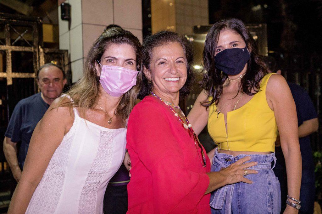 Ines Castro, Ines Benevides E Maria Lucia Negrao