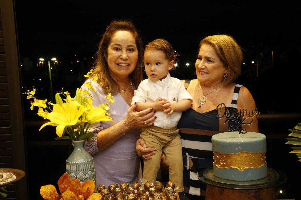 Ines, David Rodrigues Neto E Auricelia Queiros