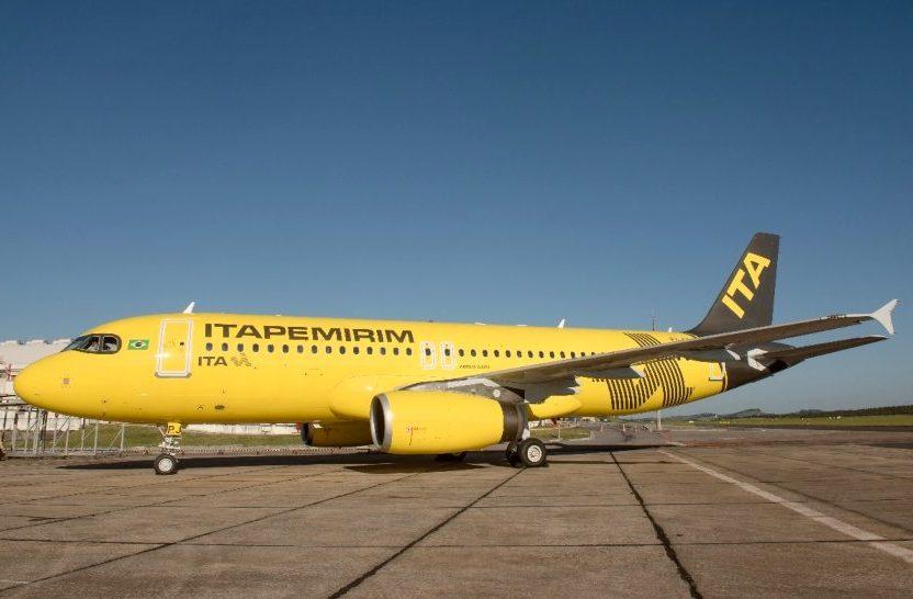 Fortaleza passará a integrar malha aérea da Itapemirim a partir de 1º de agosto