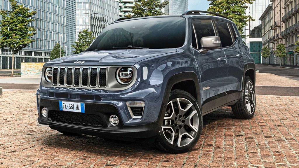 Jeep Renegade M Y 2020