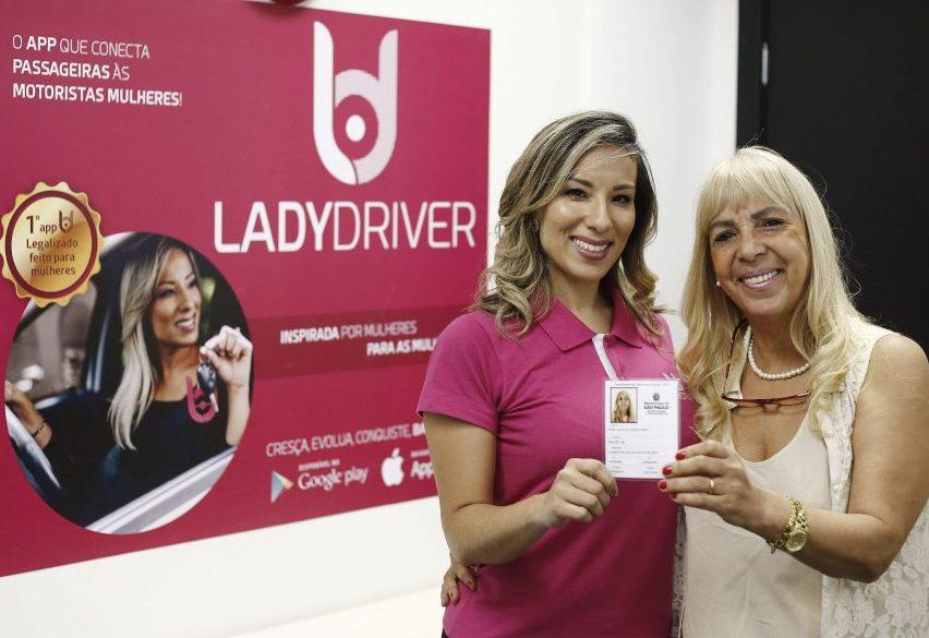 Aplicativo de transporte feminino chega a Fortaleza e abre cadastro para motoristas