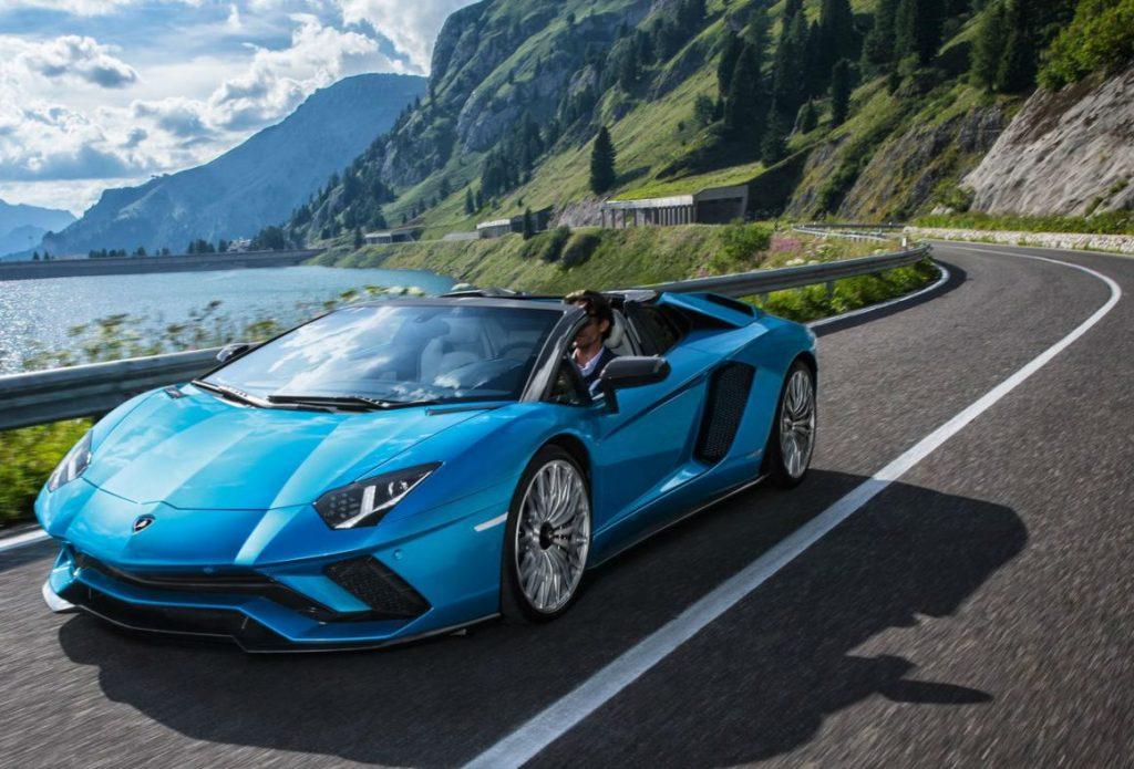 Lamborghini Aventador S Roadster 2018 1280 01 1 1160x787
