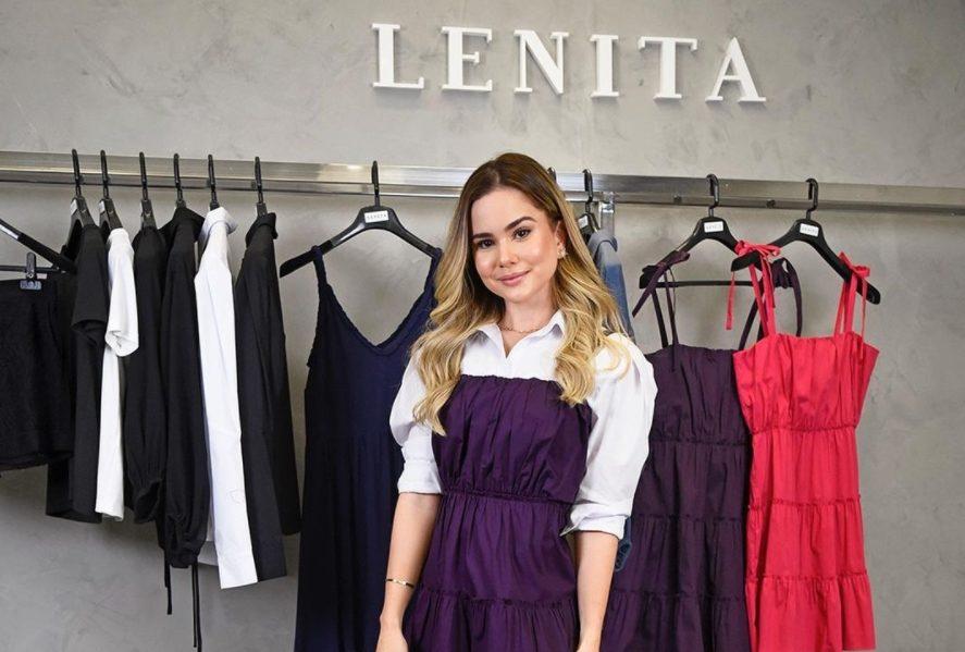 Lara Nóbrega é a convidada especial do novo episódio do Lenita Trend