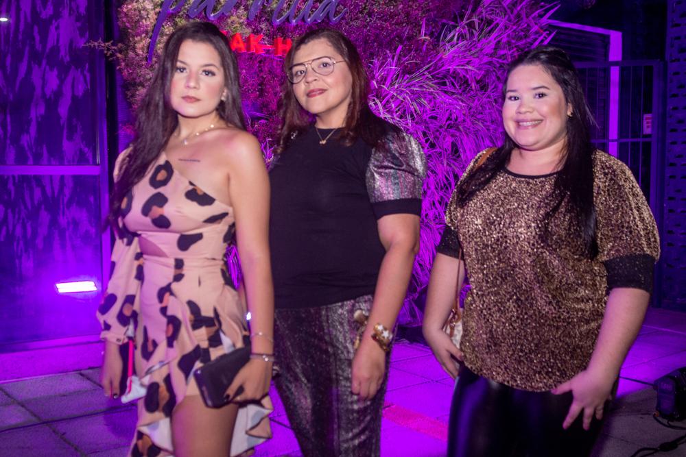 Leticia Rita, Adriana Rita E Iara Cavalcante