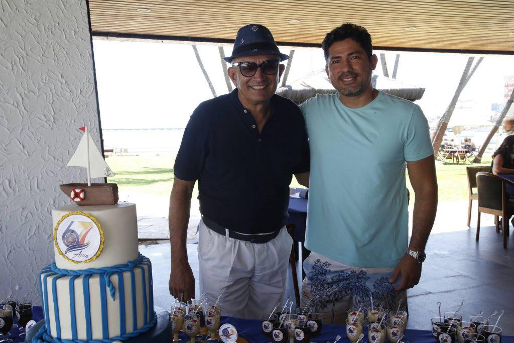 Licinio Correa E Regis Saraiva