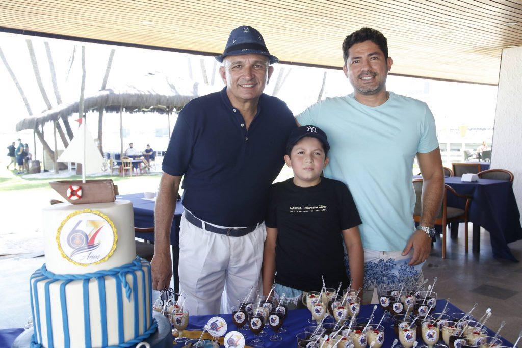 Licinio Correa, Victor E Regis Saraiva