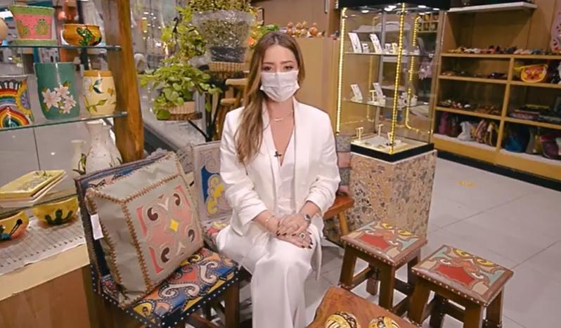 Luiza Bezerra dá visibilidade ao artesanato cearense no novo episódio do Invasão Iguatemi