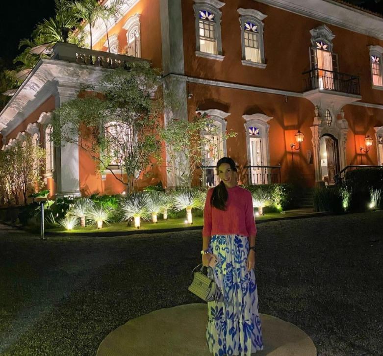 Marcela Turbay Cabral visita a CASACOR Rio e mostra tour pelos ambientes da 30ª edição