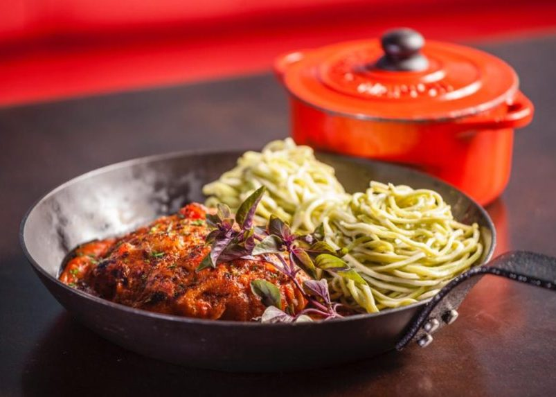 Zio Cucina traz sua gastronomia italiana exclusiva, este mês, para o BS Design