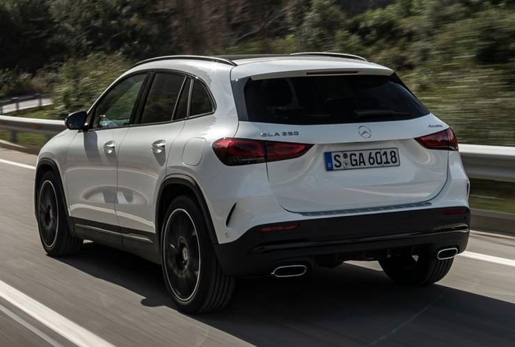 Mercedes Gla 2022 09