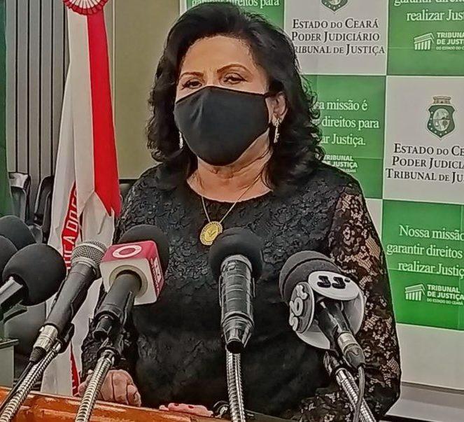 Presidente do TJCE cassa a liminar que autorizava retorno das aulas presenciais