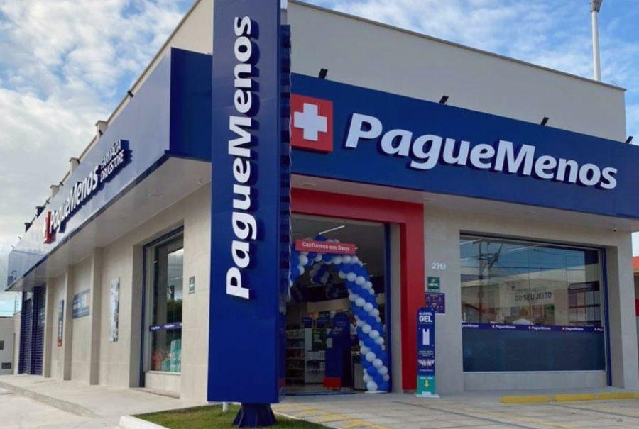 Pague Menos comemora seus 40 anos e inaugura nova loja em Limoeiro do Norte