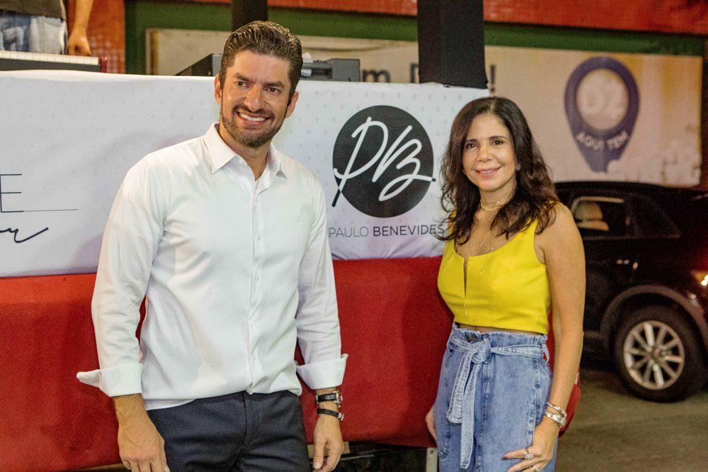 Paulo Benevides E Maria Lucia Negrao (1)