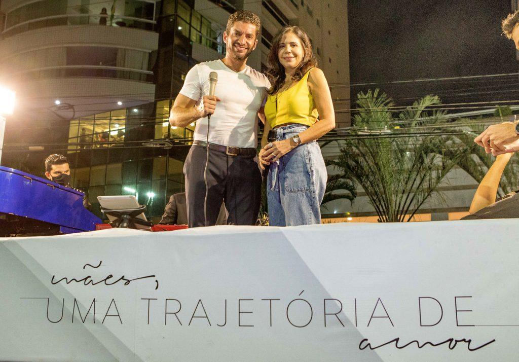 Paulo Benevides E Maria Lucia Negrao