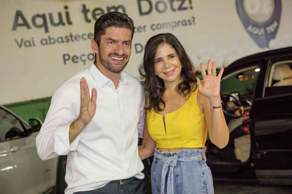 Paulo Benevides E Maria Lucia Negrao (2)