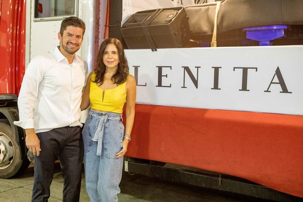 Lenita e Paulo Benevides promovem show itinerante em homenagem ao Dia das Mães