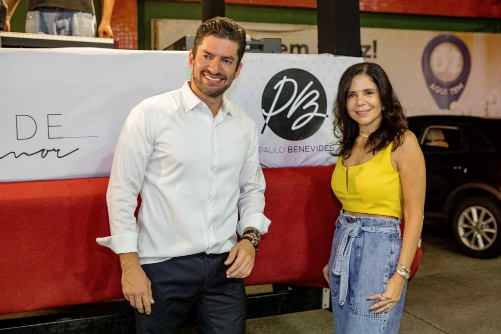 Paulo Benevides E Maria Lucia Negrao (4)