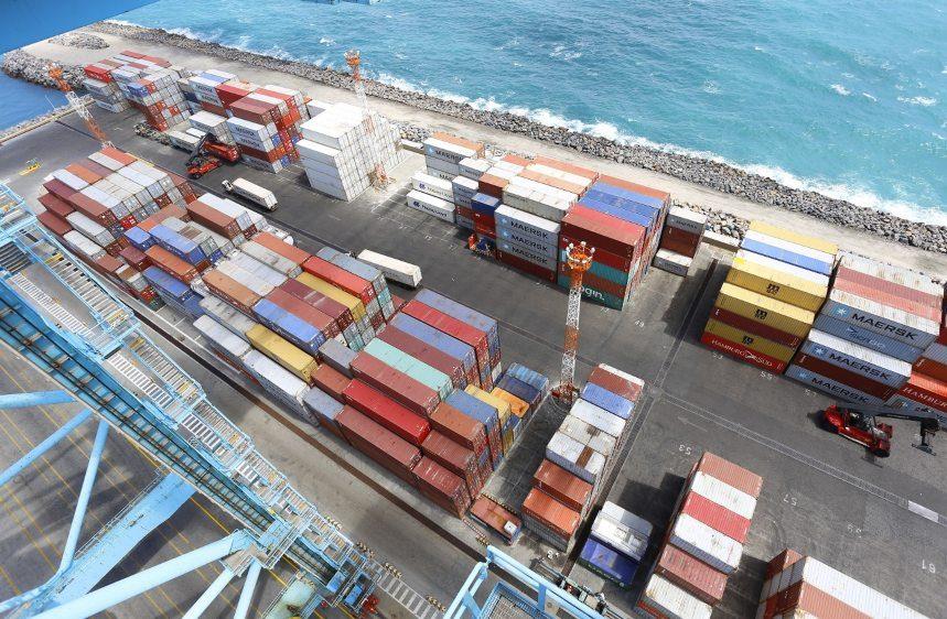 Movimentação de mercadorias no Porto do Pecém segue em expansão contínua