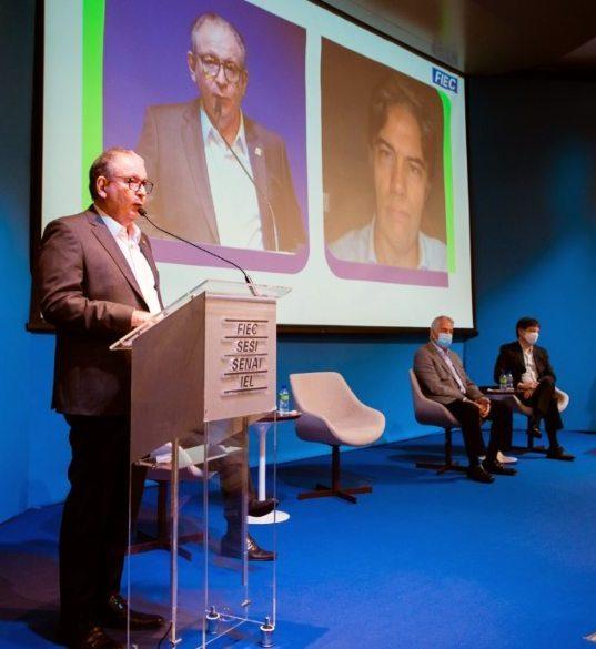 Ricardo Amorim salienta que pandemia acelerou a digitalização da indústria