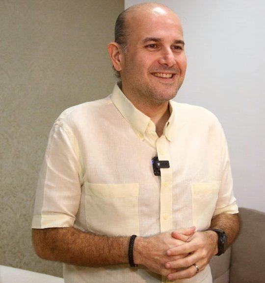 Roberto Cláudio destaca a eficácia do Elmo no combate à pandemia de Covid