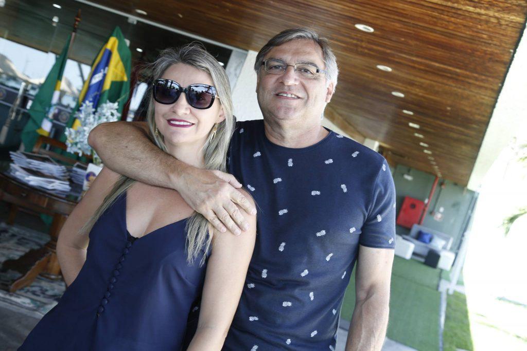 Sandra Sampaio E Murilo Teixeira
