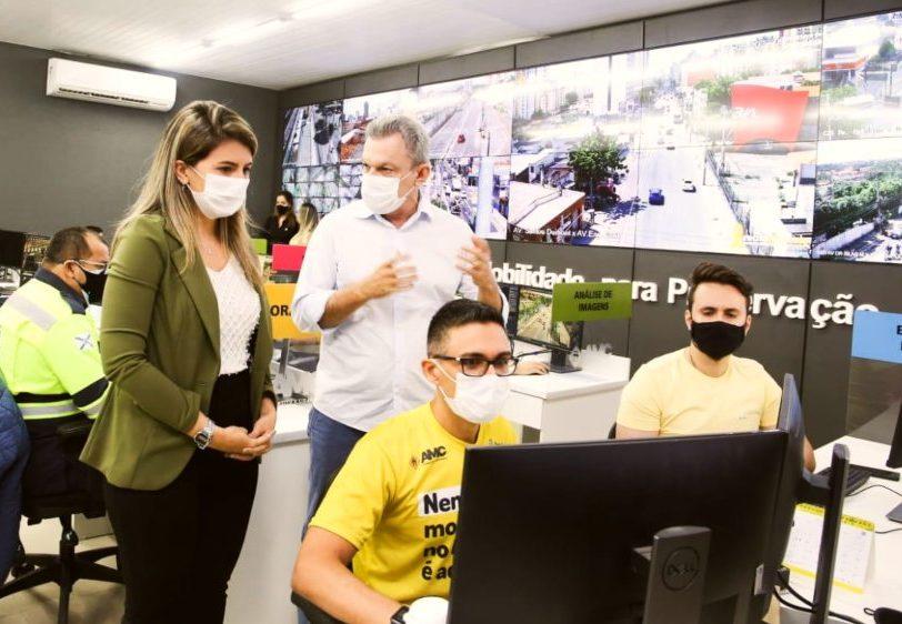 Sarto entrega nova Central da Mobilidade para Preservação de Vidas no Trânsito