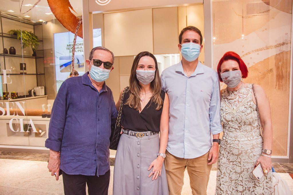 Silvio Frota, Celina Frota, Bruno Tigre E Maria De Jesus Frota