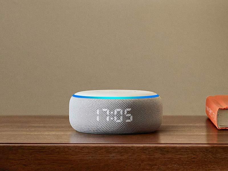 Smart Home System Fr Echo Dot Display