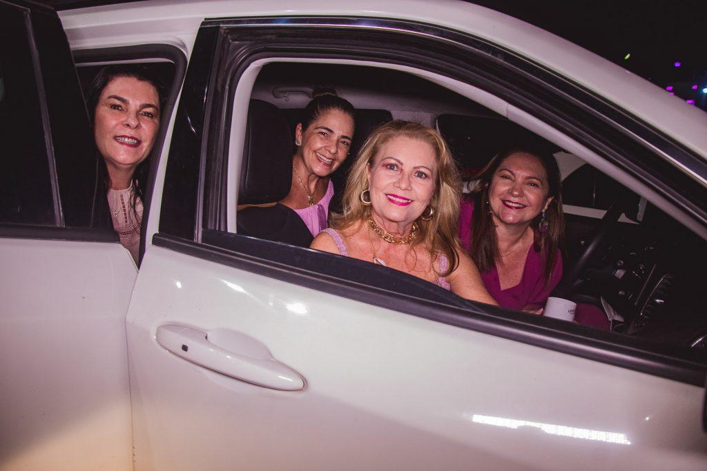 Sylvia Fiuza, Giana Studart, Ines Cals E Lili Cialdini