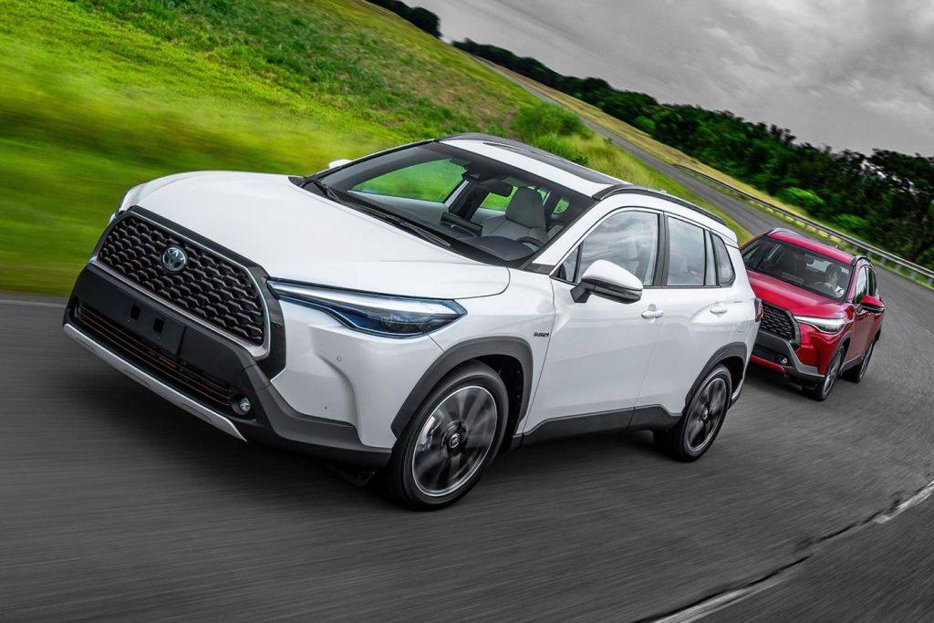 Toyota Corolla Xre E Xrx 2022 1
