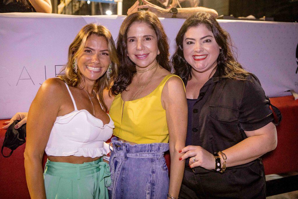 Vanessa Queiros, Maria Lucia Negrao E Vivi Almada