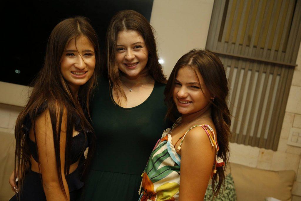 Vidda Rodrigues, Vitoria Lima E Natalia Queiros