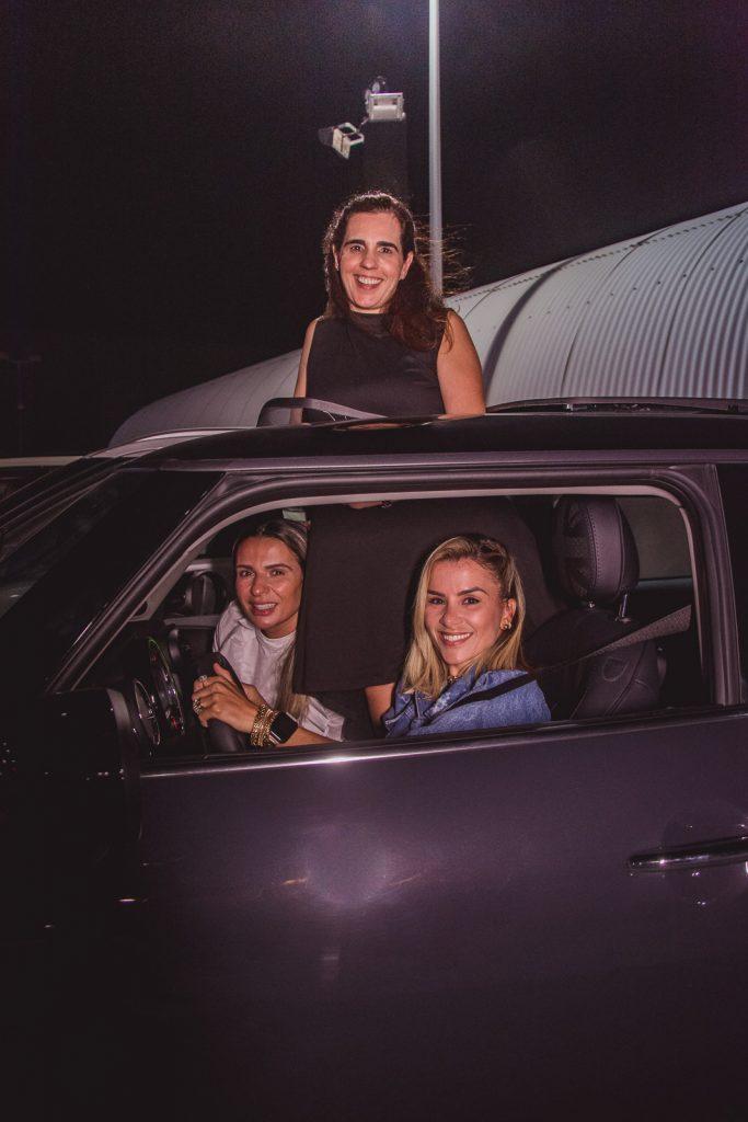 Vini Ribeiro, Jeritza Lopes E Roberta Quaranta