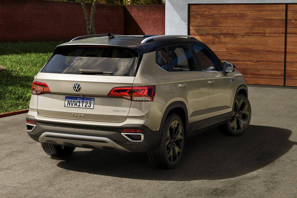 Volkswagen Taos 250tsi Mojave 2021 5