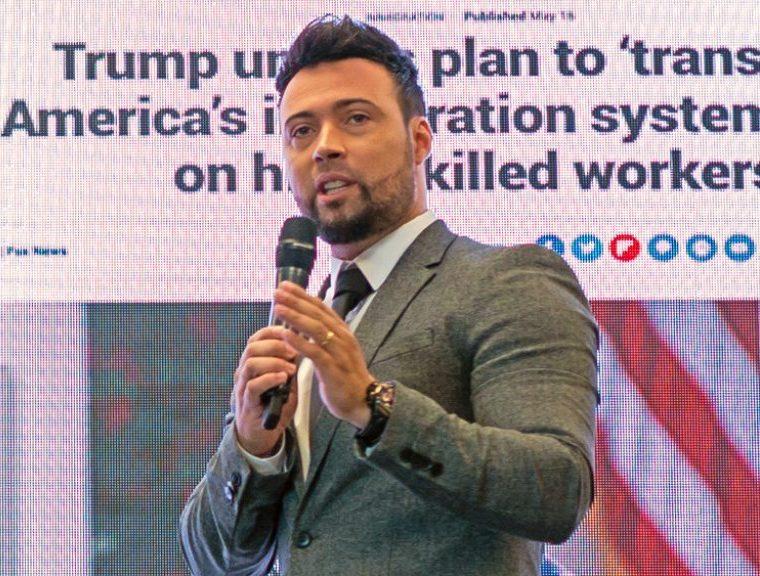 Wagner Pontes assumirá a presidência da nova unidade do Lide Global em Miami