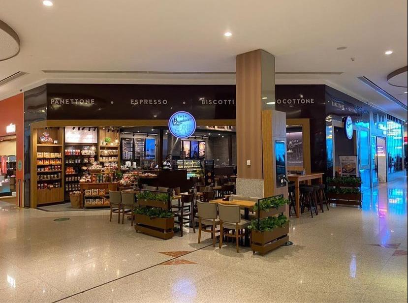 Shopping RioMar inaugura unidade exclusiva da Casa Bauducco em Fortaleza