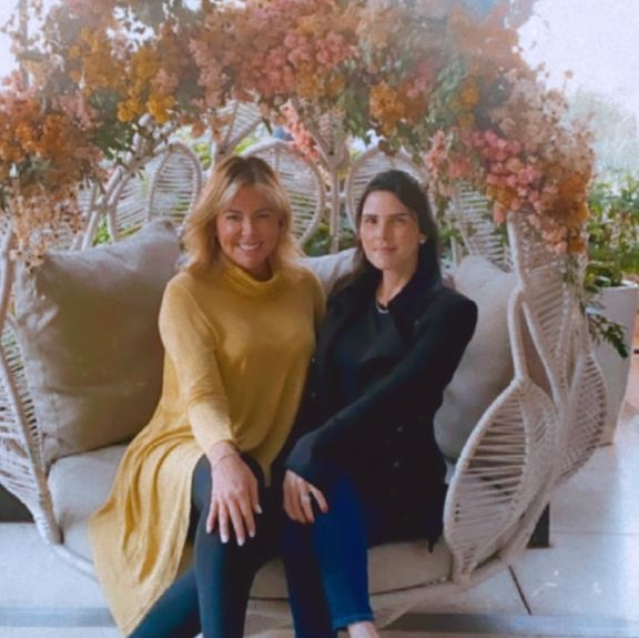 Marília Quintão e Patrícia Dias aproveitam dia de compras e gastronomia em São Paulo