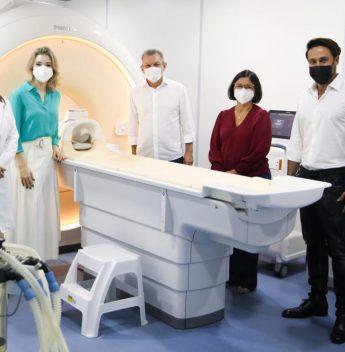 Sarto entrega moderno e bem equipado centro de diagnóstico por imagem no IJF