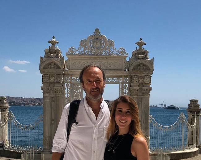 Raquel Machado fala sobre sua história de amor com Luigi Malenchini para o Iguatemi Bosque Digital