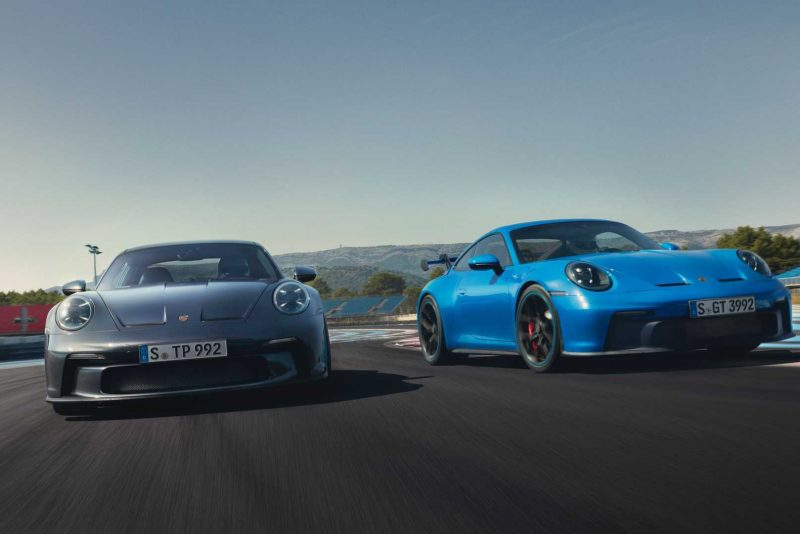 Novo Porsche 911 GT3 com pacote Touring é revelado