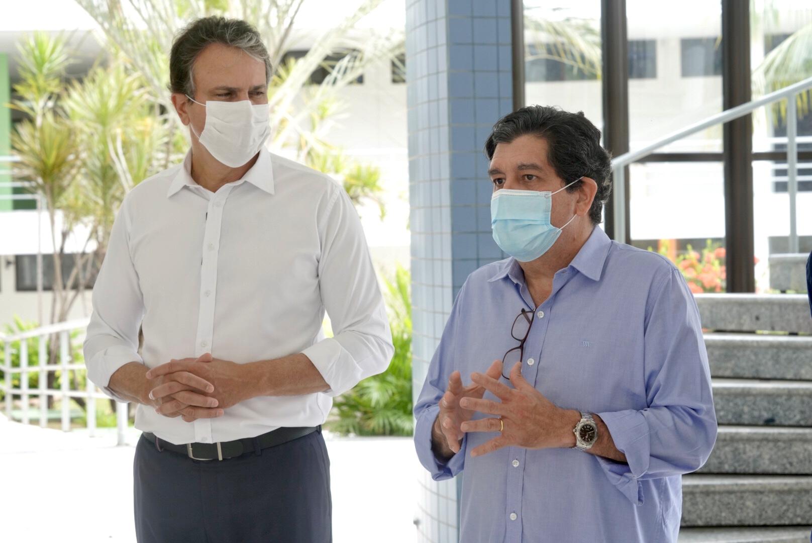 Casa de Cuidados do Ceará é iniciativa inédita para reabilitação de pacientes pós-Covid-19