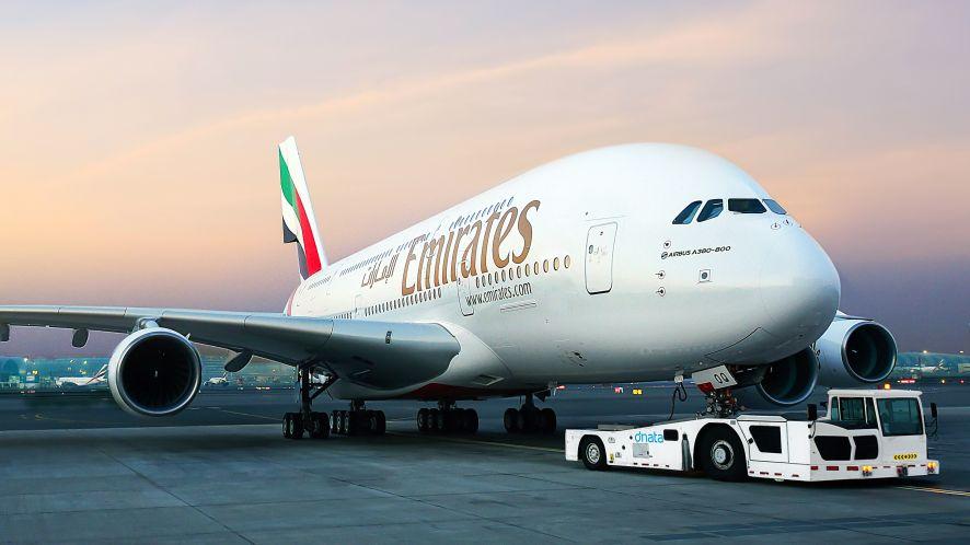 Grupo Emirates divulga prejuízo de US$ 6 bi. A receita da companhia ficou em US$ 9,7 bi