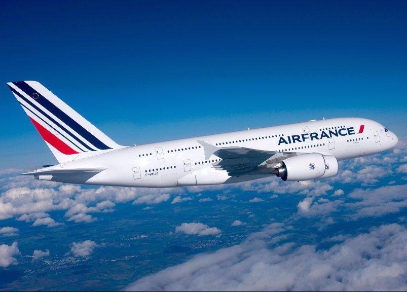 Air France retomará suas operações Fortaleza – Paris a partir de outubro