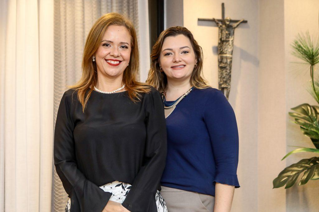 Aleteia Lopes E Luiza Trocolli