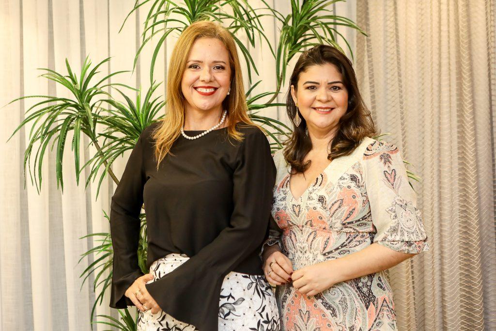 Aleteia Lopes E Monica Albuquerque