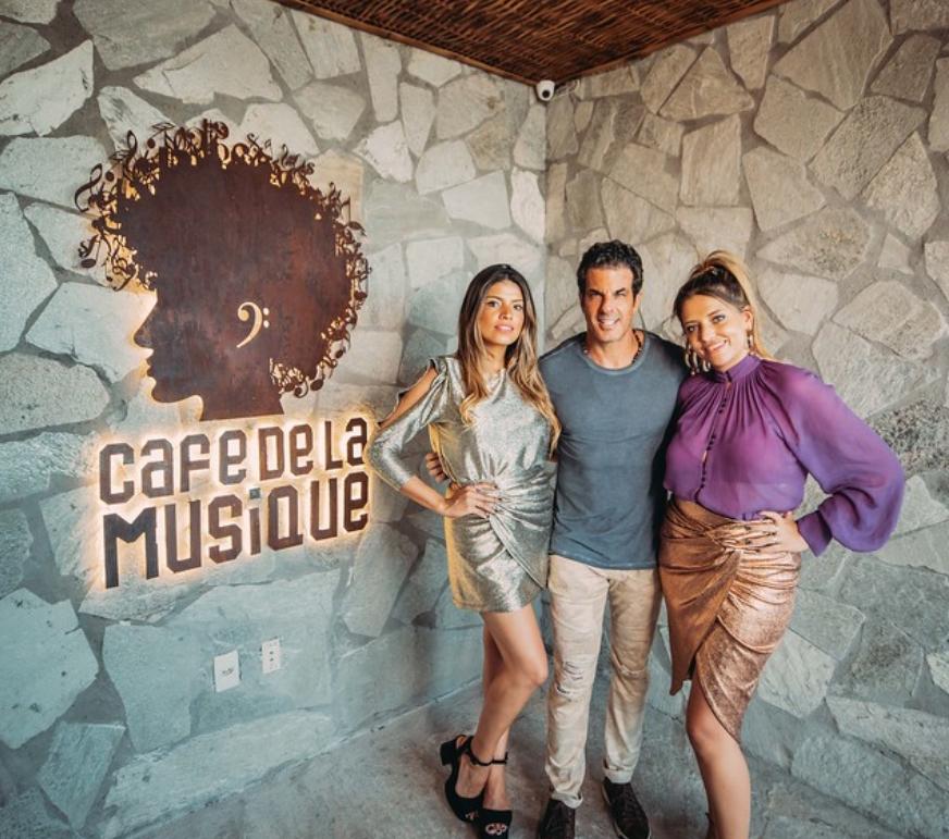 Cafe de La Musique Brasília concorre ao prêmio Restaurant & Bar Design Awards