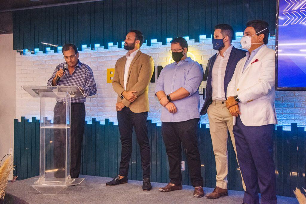 Beto Studart, Eduardo Hamdan, Marcus Vinicius, Strauus Nasar E Eduardo Gomes De Matos (2)