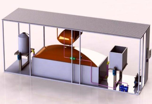Senai Ceará e 3e Engenharia produzirão biodigestor para gerar energia renovável